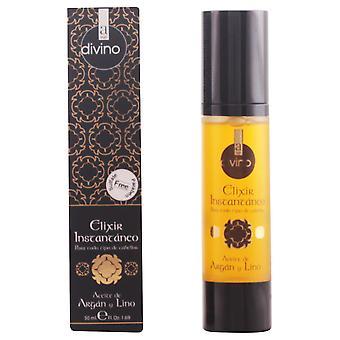 Alexandre Cosmetics Divino Elixir Instantáneo Aceite De Argán Y Lino 50 ml