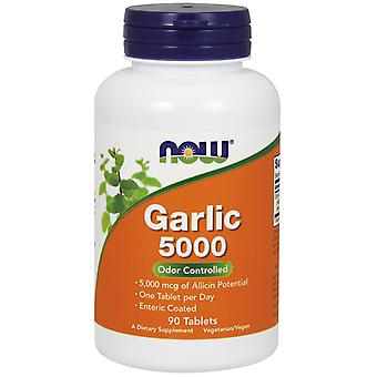 Now Foods Garlic 5000 90 Tablets
