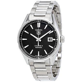 Tag Heuer Carrera Automatic Black Dial Men's Watch WAR211A.BA0782