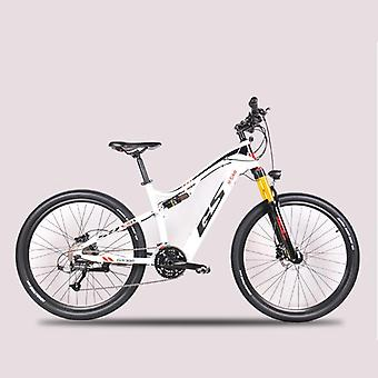 Electric Soft Tail Off-road Bike, Hidden Lithium Battery Electric Bike