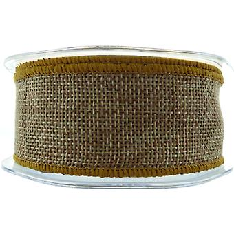 Wired Country Hessian Tan No.76 38mm