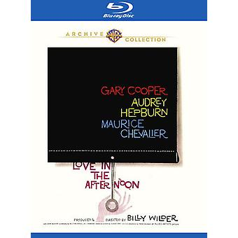Love in the Afternoon (1957) [Blu-ray] Usa:n tuonti