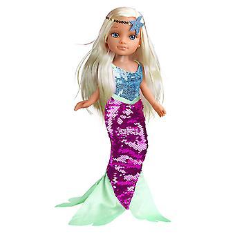 Doll Nancy Sirena Famosa (43 cm)
