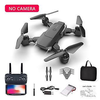 Mini taitettava drone 4k/1080p hd dual kamera ammatillinen ilmakuvaus quadcopter fpv helikopteri lelu vedio tallennus