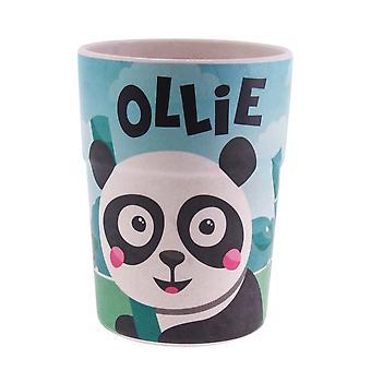 History & Heraldry Bamboo Crew Beaker Panda Ollie