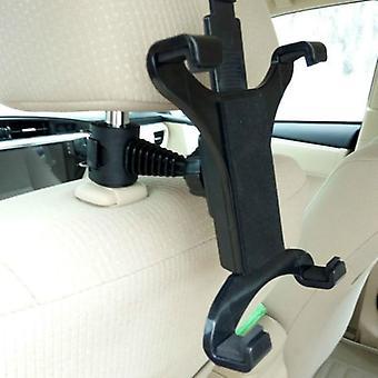 Ensiluokkainen auton selkänojan selkänojan kiinnitysteline 7-10 tuuman tabletille / gps / ipadille