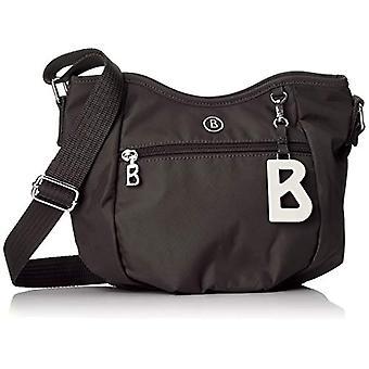 Verbier Aria Shoulderbag Shz - Women's Shoulder Bags, Black (Schwarz(Black)), 12.0x18.5x24.0 cm (B x H T)