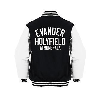 Evander holyfield boxing legend kids jacket