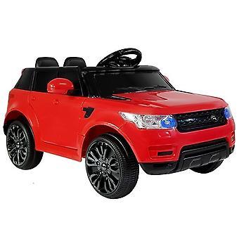 Samochód dziecięcy 2-osobowy elektryczny – 2.4G Controllable – Czerwony