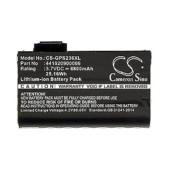 Cameron Sino Gps236Xl Battery Replacement For Adirpro Barcode Scanner