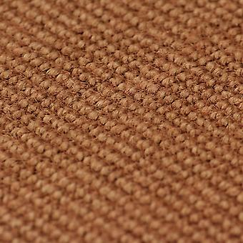 vidaXL mattojuotti lateksilla takaisin 140 x 200 cm Ruskea