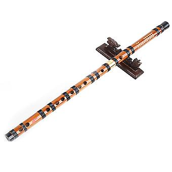 Novo iniciante de flauta de bambu clássico dizi f chave instrumento musical de flauta chinesa profissional ES6738