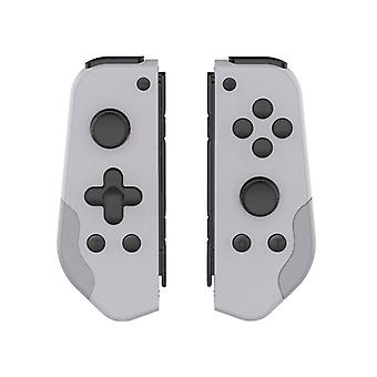 DZK Game Playing Controller met Turbo Dual Vibration Replacement voor Nintendo Switch Joycon (licht
