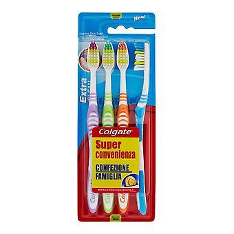 Toothbrush Colgate (4 uds)