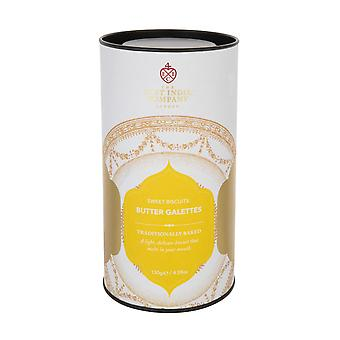 The East India Company - Butter Galettes Sweet Biscuits 130g