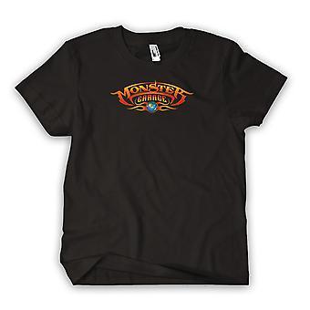 Monster Garage Unisex T-Shirt Logo