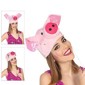قبعة الخنزير الوردي 118945