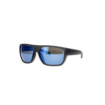 Bolle Vulture 12661 Sunglasses Crystal Grey/HD Polarized Offshore Blue
