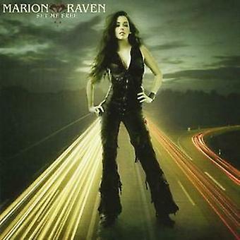 Marion Raven Set Me Free CD (2009)