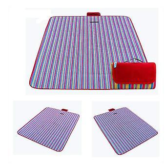 Outdoor Folding Beach Picnic Camping Mat Waterproof Sleeping Camping Pad Mat