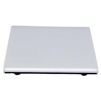 (White) USB 3.0 External DVD RW CD Writer Drive Burner Reader Player For Laptop PC