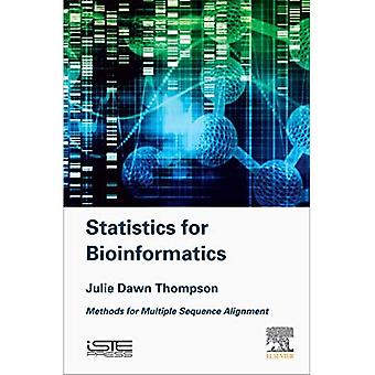 Statistics for Bioinformatics: Methods for Multiple Sequence Alignment