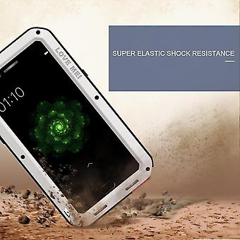 Love Mei Powerful For Oppo R9s Plus Protective Case Cover Sealed Dirt-proof