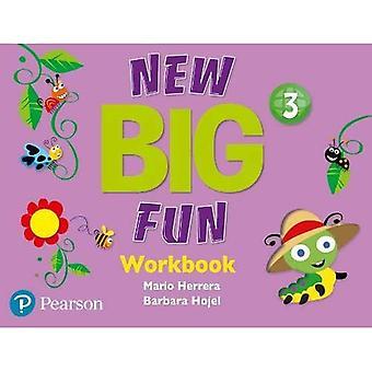 Big Fun Refresh Level 3 Workbook (Big Fun)