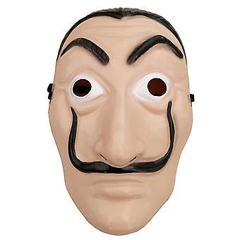 Unisex La Casa De Papel Salvador Dali Halloween Mask Cosplay