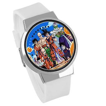Vízálló LED Digitális Touch Watch-dragon Ball #7