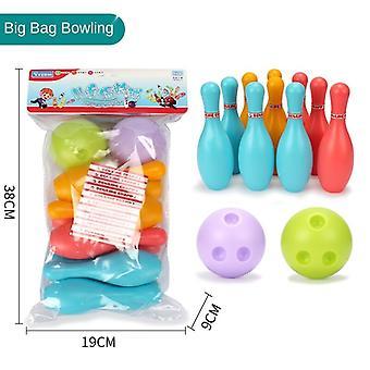 Indoor Kinder Bowling Sport Spielzeug Set
