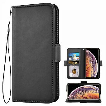 Phone Case,wallet Case,leather Case Auto Wake/sleep,wireless Charging,kickstand,card Slots,flip Cover For Iphone Xs