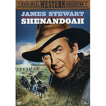 Shenandoah [DVD] USA import