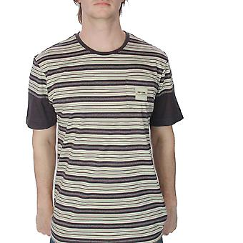 Rip Curl T-Shirt ~ Heritage Stripe