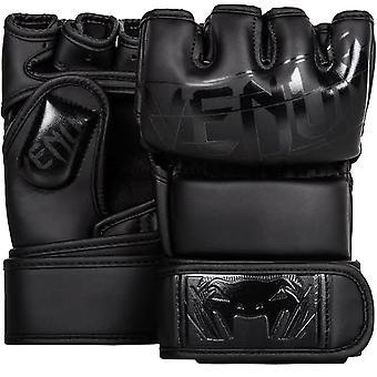 Venum Undisputed 2.0 MMA Training Gloves - Matte/Black