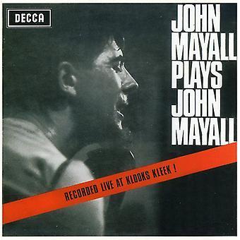 John Mayall - John Mayall spielt John Mayall [CD] USA import