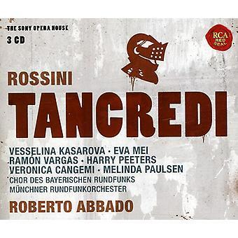 Roberto Abbado - Rossini: Tancredi [CD] USA import