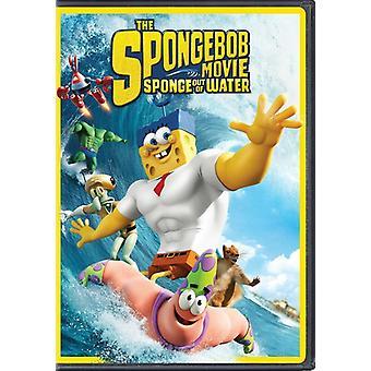 SpongeBob-Movie: Schwamm Out of Water [DVD] USA importieren
