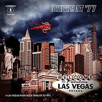 Various Artist - Squidhat '77: Las Vegas Punk Rock Tribute 77 [Vinyl] USA import