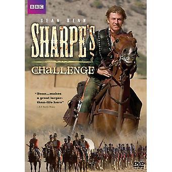 Sharpe's Challenge [DVD] USA import