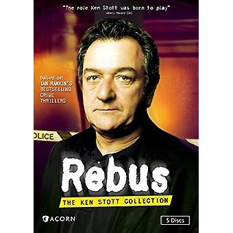 Rebus: The Ken Stott Collection [DVD] USA import