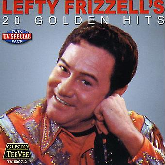 Lefty Frizzell - 20 Golden Hits [CD] USA import