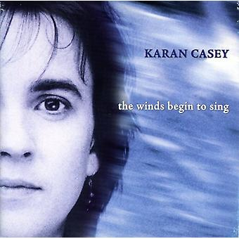 Karan Casey - vents commencent à chanter [CD] USA import