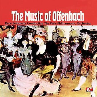 Leibowitz, Rene, die Durchführung von Paris Philharmonic O - Musik von Offenbach [CD] USA importieren