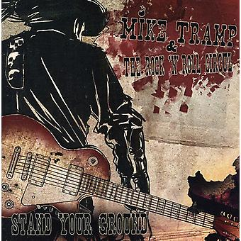 Mike Tramp & Rock ' n Roll Circuz - Stand Your Ground [CD] USA import