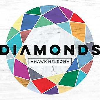 Hawk Nelson - Diamonds [CD] USA import