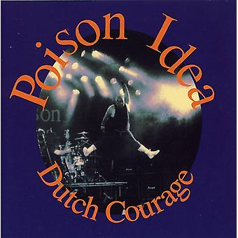 Poison Idea - Dutch Courage [CD] USA import