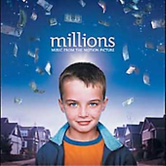 Millions - Soundtrack [CD] USA import