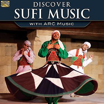 Diverse Artist - Ontdek Sufi muziek [CD] USA import