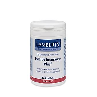 Lamberts Health Insurance Plus, 125 tablets